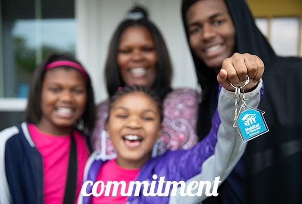 Commitment-HabitatFamilyHoldingKey